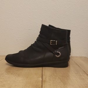 Mephisto black ankle boots